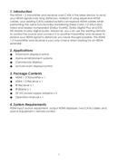 CYP PU-1106TX pagina 3