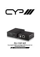 CYP PU-1107RX pagina 1