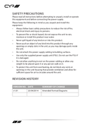 CYP PU-1107RX pagina 4