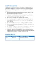 CYP PUV-1230PL-RX pagina 2