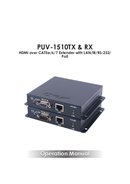 CYP PUV-1510TX side 1