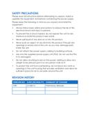 CYP PUV-2000TX pagina 3