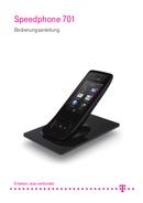 T-Mobile Speedphone 701 Seite 1