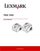 Lexmark T634n side 1