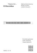 Electrolux DASL5530SW side 1