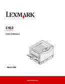 Lexmark X912e side 1