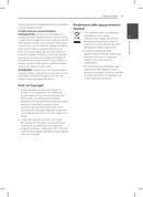 Pagina 3 del LG DP132