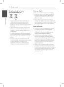 Pagina 4 del LG DP132