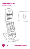 T-Mobile Speedphone 30 Seite 1