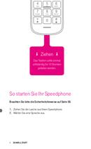 T-Mobile Speedphone 30 Seite 4