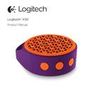 Logitech X50 sivu 1