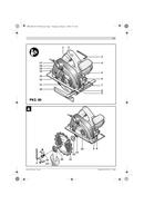 página del Bosch PKS 40 3