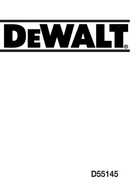 DeWalt D55145 side 1