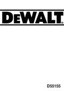 DeWalt D55155 side 1