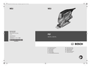 página del Bosch PST 1000 PEL 1
