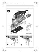 página del Bosch PST 1000 PEL 3