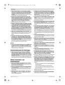 página del Bosch PST 650 4