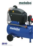 Metabo Classic Air 255 Seite 1