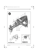 página del Bosch PSB 1000-2 RCA 3
