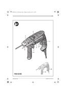 Pagina 3 del Bosch PSB 530 RE