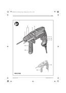Bosch PSB 570 RE pagina 3