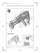 página del Bosch PSB 650 RE 3