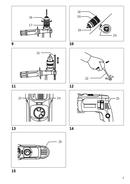 Makita HP2071 page 3