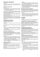 Makita HP2071 page 5