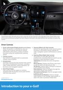 Volkswagen e-Golf (2016) Seite 2