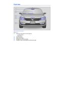 Volkswagen Passat (2015) Seite 1