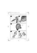 página del Bosch PFS 105 E 4