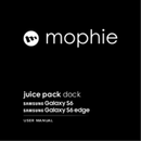 Mophie Juice Pack Dock page 1