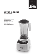Solis Ultra X-Press pagina 1