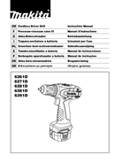 Makita 6281DWAE page 1