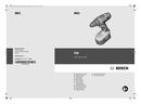 Bosch PSR 18-2 pagina 1
