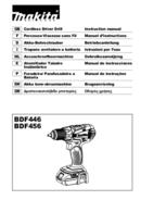Makita BDF446ZX page 1