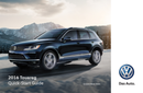 Volkswagen Touareg (2016) Seite 1
