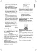Página 5 do Clatronic SM 3577