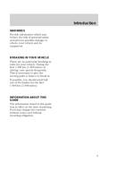 Ford Focus (2000) Seite 3