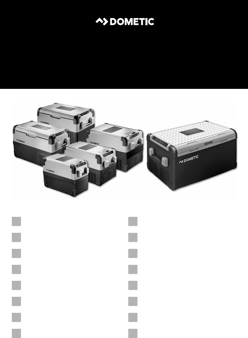 Dometic CFX 40W manual
