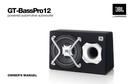JBL GT-BassPro12 side 1