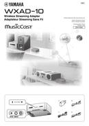 Yamaha WXAD-10 sivu 1