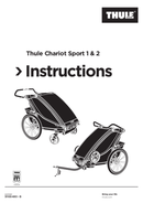 Thule Chariot Sport 1 page 1