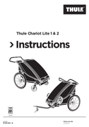 Thule Chariot Lite 2 page 1