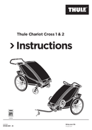 Thule Chariot Cross 1 Seite 1