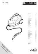 Kärcher SC 1020 Promo страница 1