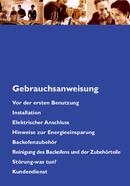 Página 1 do Bauknecht BLZM 7200 IN