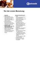Página 3 do Bauknecht BLZM 7200 IN