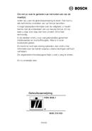 Bosch HBN360651 Seite 1
