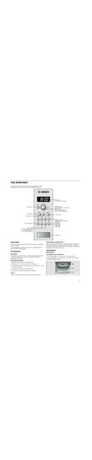 Pagina 5 del Bosch HMT75G451
